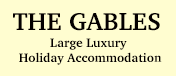 The Gables Peak Forest Logo